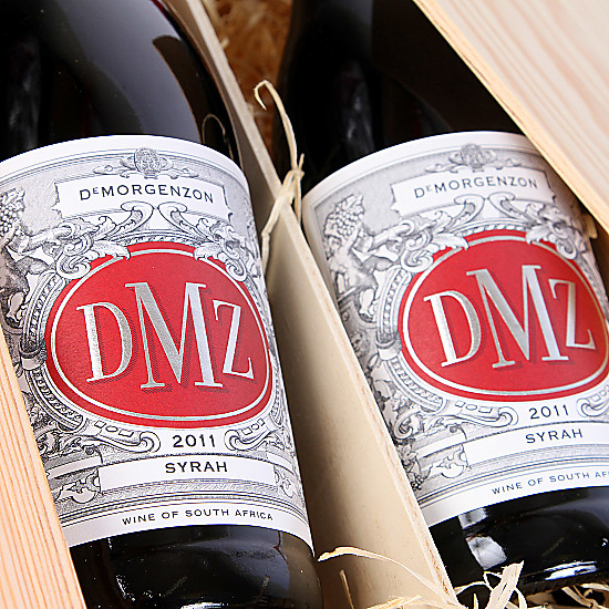 2011 DMZ Syrah Duo