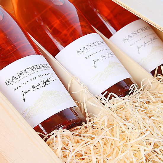 2011 Sancerre Rose Trio
