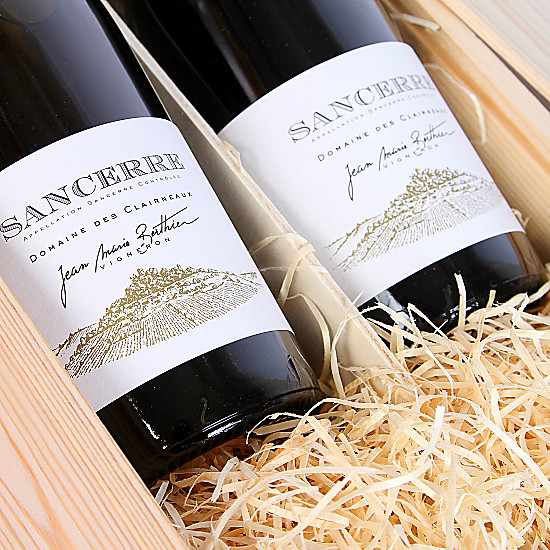 Sancerre Gift Box - Red and White