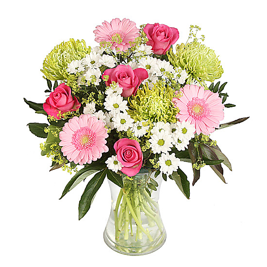 Serenata Flowers Pastel Perfection Picture