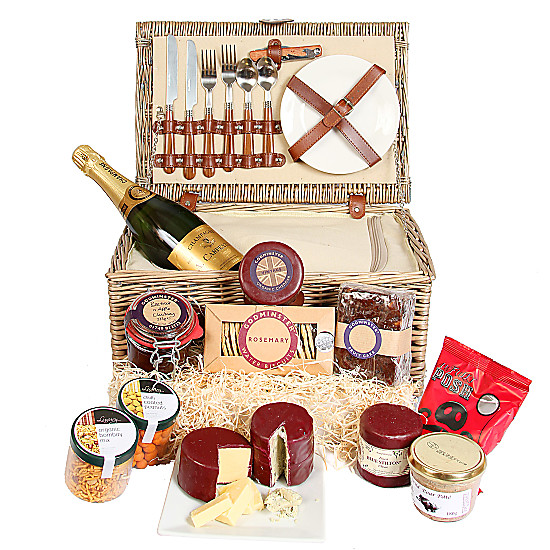 Serenata Flowers The Cheltenham Hamper Picture
