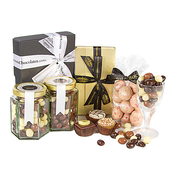 Serenata Flowers Heavenly Chocolate Gift Box Picture
