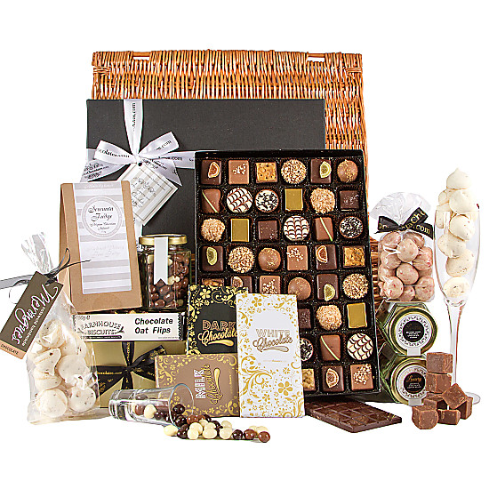 Serenata Flowers The Indulgence Chocolate Hamper Picture