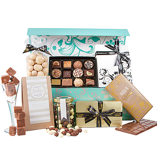 Serenata Flowers The Chocolate Hamper Picture