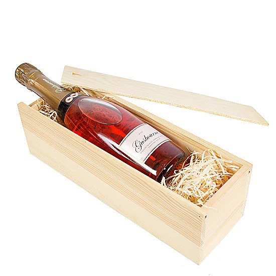Serenata Flowers Rose English Sparkling Wine Picture
