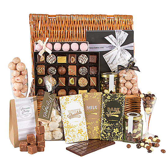 Serenata Flowers The Definitive Chocolate Hamper Picture