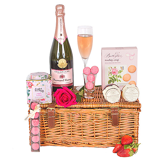 Serenata Flowers Champagne Breakfast Hamper Picture
