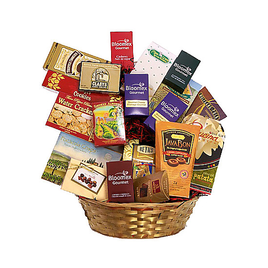 Supreme Collection Gift Basket