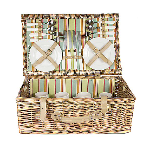 Serenata Flowers Large Picnic Hamper Picture
