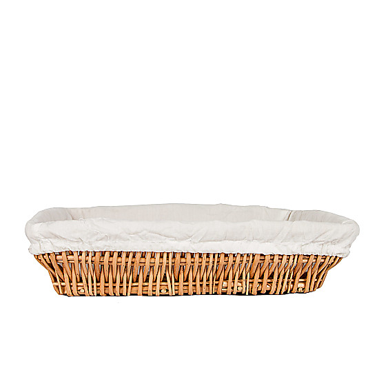 Serenata Flowers Wicker Tray Picture