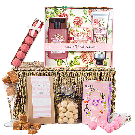 Serenata Flowers Rose Petal Relaxation Hamper Picture