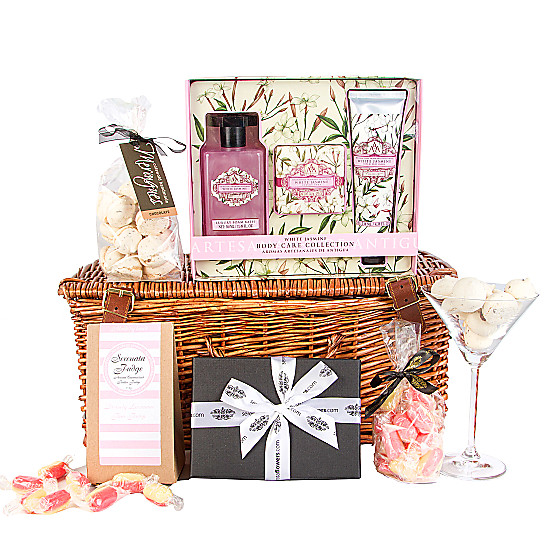 Serenata Flowers White Jasmine Relaxation Hamper Picture