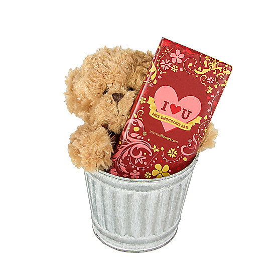 Serenata Flowers I Heart U Gift Picture