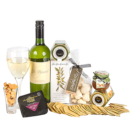 Serenata Flowers The Gastronomic Gift Box Picture