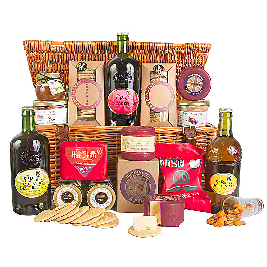 Serenata Flowers The Gentlemans Hamper Picture