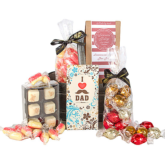 Serenata Flowers Dads Chocolate Hamper Picture