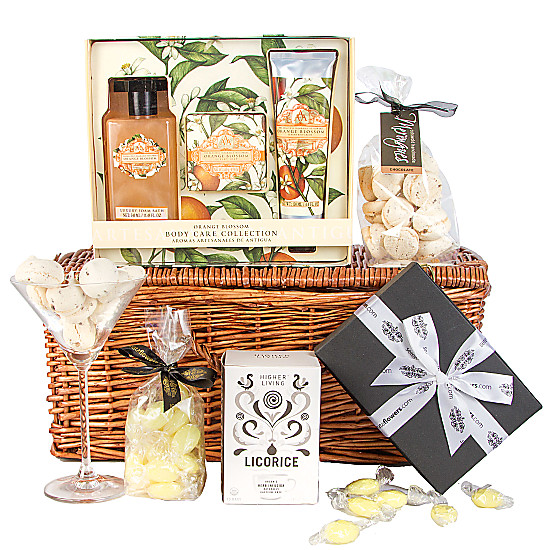 Serenata Flowers Orange Blossom Relaxation Hamper Picture