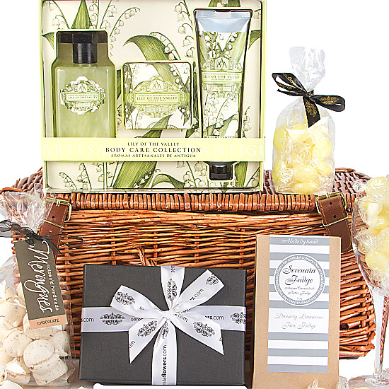 Lily of the Valley Relaxation Hamper