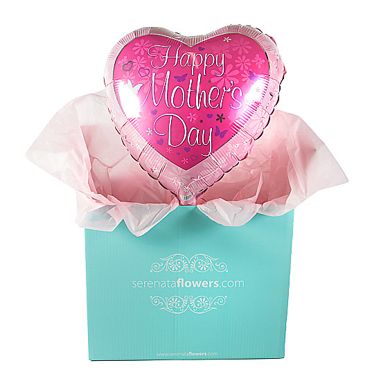 Happy Mothers Day Balloon Gift