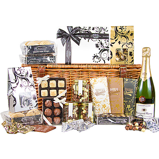 Serenata Flowers Millionaires Chocolate Hamper Picture