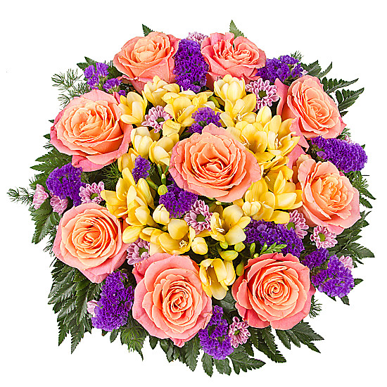 Serenata Flowers Bright Posy Picture
