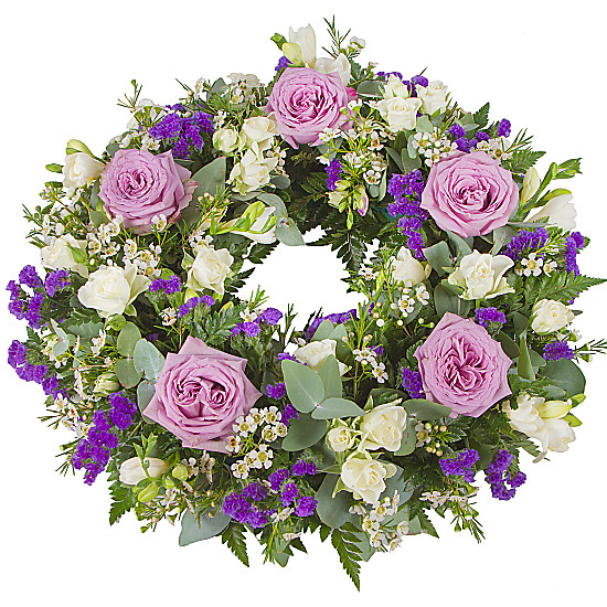 Serenata Flowers Memory Lane Wreath Picture