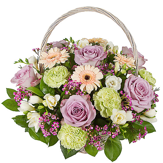 Serenata Flowers Sweet Memories Basket Picture