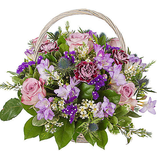Serenata Flowers Remembrance Basket Picture