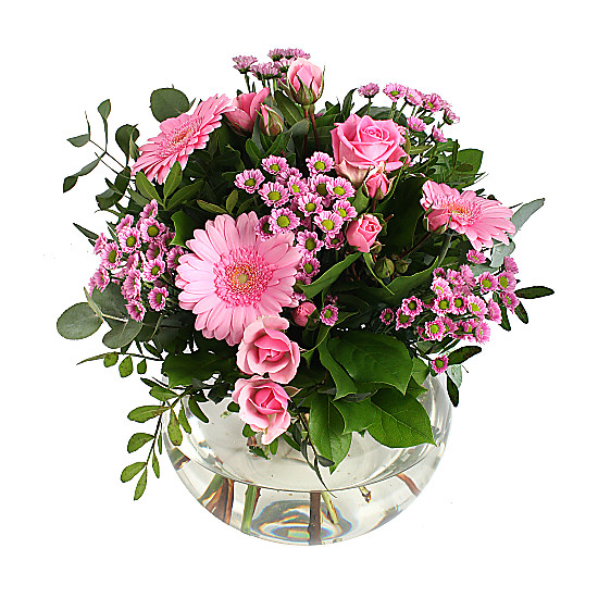 Serenata Flowers Pink Purity Picture