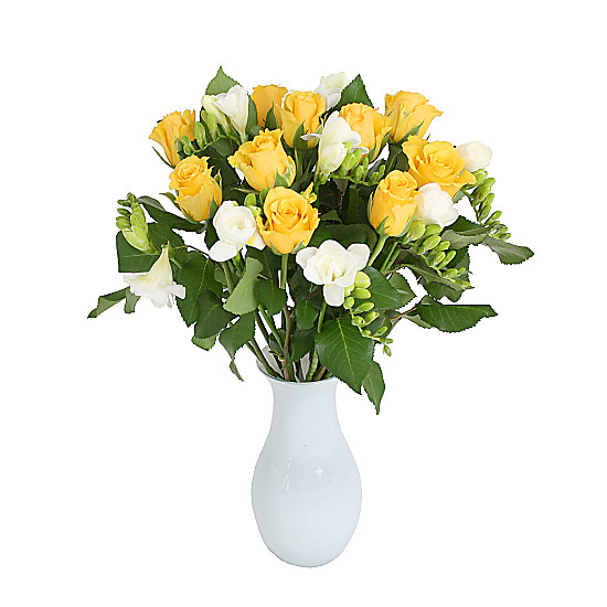 Serenata Flowers Golden Promise Picture