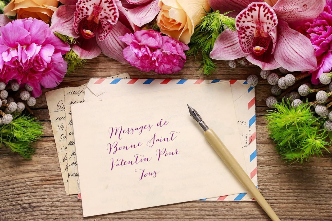 15 Messages De Bonne Saint Valentin Pour Tous Hipper Com