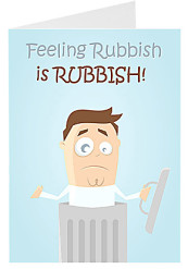 Feeling Rubbish
