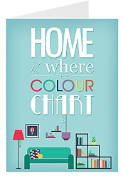 Colour Chart of Home...