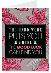 Good Luck Can Find You
