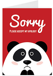 Sorry, please accept my apology