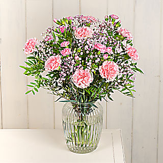 Flower bouqet Perfect Pinks