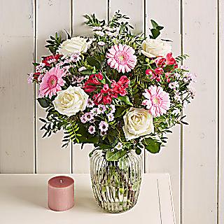 Flower bouqet Beautiful Smile