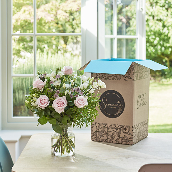 Flower subscription - Flexible & Convenient