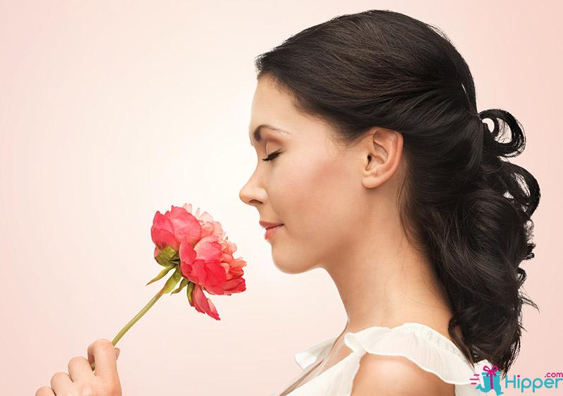 Fleurs Comme Cadeau